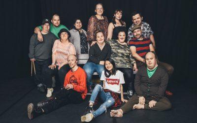 Glada Hudik-teatern startar gymnasieutbildning i Hudiksvall