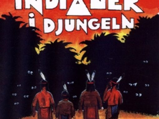 Indianer i djungeln